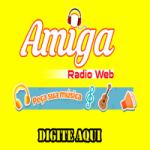 Logo da emissora Radio Amiga