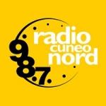 Logo da emissora Radio Cuneo Nord 98.7 FM