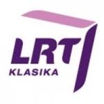 Logo da emissora LRT Klasika 105.1 FM
