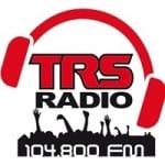 Logo da emissora TRS Radio 104.8 FM