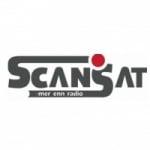 Logo da emissora Scansat