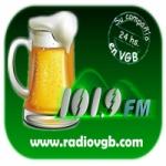 Logo da emissora Radio VGB 101.9 FM