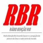 Logo da emissora Rádio Bênção Rio