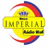 Logo da emissora Nova Imperial