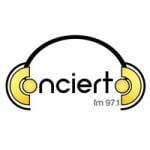 Logo da emissora Radio Concierto 97.1 FM