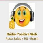 Logo da emissora Rádio Positiva Web