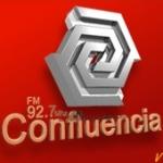 Logo da emissora Radio Confluencia 92.7 FM