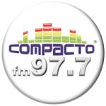 Logo da emissora Radio Compacto 97.7 FM
