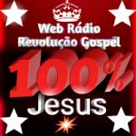 Logo da emissora Web Rádio Revolução Gospel