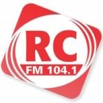 Logo da emissora Radio Corazón 104.1 FM