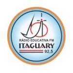Logo da emissora Radio Itaguary 92.5 FM