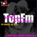 Logo da emissora Radio Top FM