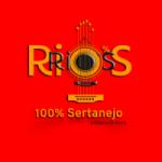 Logo da emissora Rio 100% Sertanejo