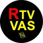 Logo da emissora Web Rádio RTV VAS