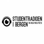 Logo da emissora Studentradioen 104.1 FM