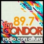 Logo da emissora Radio Condor 89.7 FM