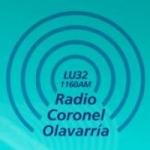 Logo da emissora Radio Olavarría 98.7 FM