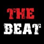 Logo da emissora The Beat 104.8 FM