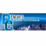 Logo da emissora Radio Cristiana 88.3 FM