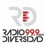 Logo da emissora Radio Diversidad 99.9 FM