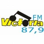 Logo da emissora Rádio Victoria 87.9 FM