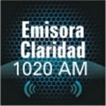 Logo da emissora Radio Emisora Claridad 1020 AM