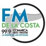 Logo da emissora Radio De La Costa 99.9 FM
