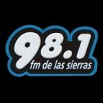Logo da emissora Radio De Las Sierras 98.1 FM