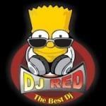 Logo da emissora DJ Red Web Rádio