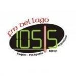 Logo da emissora Radio Del Lago 105.5 FM