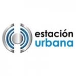 Logo da emissora Radio Estación Urbana 104.7 FM