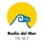 Logo da emissora Radio Del Mar 98.7 FM
