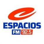 Logo da emissora Radio Espacios 92.5 FM