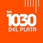 Logo da emissora Radio Del Plata 1030 AM