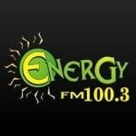 Logo da emissora Radio Energy 100.3 FM