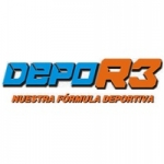 Logo da emissora Depor3 Radio 89.1 FM