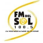 Logo da emissora Radio Del Sol 100.5 FM