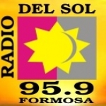 Logo da emissora Radio Del Sol 95.9 FM