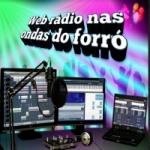 Logo da emissora Rádio Nas Ondas Do Forró
