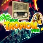 Logo da emissora Rádio Tropical Web
