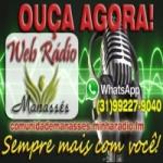 Logo da emissora Web Rádio Manassés BH