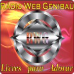 Logo da emissora Rádio Web Genibaú