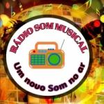 Logo da emissora Rádio Som Musical