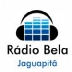 Logo da emissora Rádio Bela Jaguapitã
