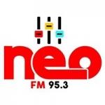 Logo da emissora Radio Neo 95.3 FM