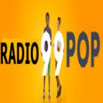 Logo da emissora Rádio 99 Pop Driver