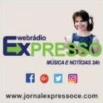 Logo da emissora Webrádio Expresso