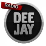 Logo da emissora Rádio Deejay Brasil