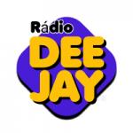 Logo da emissora Rádio Deejay