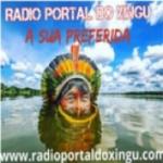 Logo da emissora Rádio Portal do Xingu